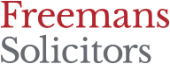 Freemans Solicitors Logo